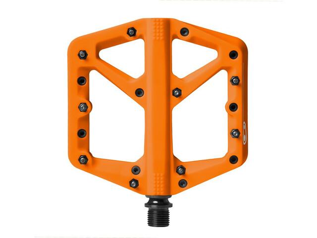 Crankbrothers Stamp 1 Pedals Splash Edition orange